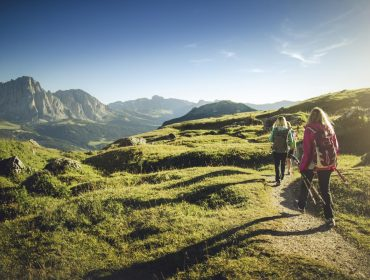 Adventures on the mountain: women together